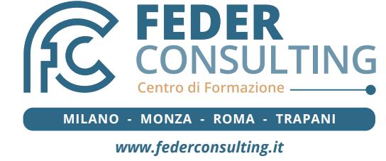 Federconsulting | Corsi di Formazione a Trapani